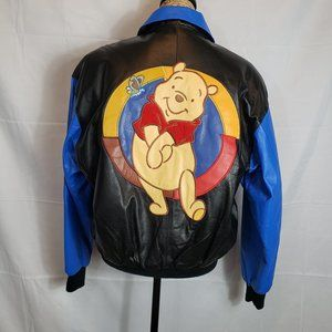 NEW!! Winnie the Pooh Leather Coat by Disney